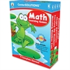 CenterSOLUTIONS 140050 Math Learning Games - Theme/Subject: Learning - Skill Learning: Counting, Number, Shape, Patterning