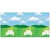 "Fadeless Landscape Design Bulletin Board Paper - 48"" x 50 ft - 1 / Roll - Green"