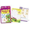 Trend Wipe-Off Learning Card - Theme/Subject: Learning - Skill Learning: Color, Numeric, Number - 3+