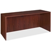 "Lorell Essentials Credenza Shell - 70.9"" x 23.6"" x 29.5"" - Finish: Laminate, Mahogany"