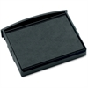 COSCO 2000 Plus Date/Phrase Replacement Ink Pad - 1 Each - Black Ink