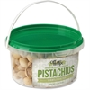 Office Snax Pistachio Nuts - Pistachio - Canister - 11 oz - 1 Each