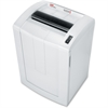HSM Classic 390.3 Strip-Cut Shredder - Strip Cut - 40 Per Pass - 39 gal Waste Capacity