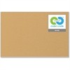 "Balt Eco-friendly Corkboard - 24"" Height x 36"" Width - Cork Surface - Aluminum Frame - 1 Each"