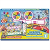 The Board Dudes SpinnerZ Dry-erase Learning Mat - Theme/Subject: Learning - Skill Learning: Addition, Subtraction, Writing