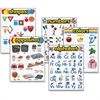 Trend Kindergarten Basic Skills Learning Chart - Learning