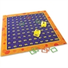 Learning Resources Hip Hoppin Hundred Mat (LER1100) - Theme/Subject: Learning - Skill Learning: Number, Counting, Pattern Matching, Place Value, Problem Solving