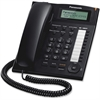Panasonic KX-TS880-B Standard Phone - Corded - Speakerphone