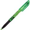 FriXion Highlighter - Fine Point Type - Fluorescent Green - 1 Dozen
