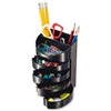 "OIC Desktop Supply Organizer - 2 Compartment(s) - 5 Drawer(s) - 4"" Height x 5.6"" Width x 3.4"" Depth - Desktop - Black - Plastic - 1 / Each"