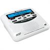 Midland WR120 Desktop Weather Alert Radio - with Weather Disaster, NOAA All Hazard, Biological Hazard, Civil Emergency Message, Fire, Child Abduction Emergency (Amber Alert), Landslide - FM, AM - Spec