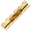 """Pendaflex Paper Fastener - 2"""" Size Capacity - 100 Pack - Brown - Steel"""
