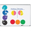Learning Resources Double-Sided Magnetic Fraction Circles - Learning
