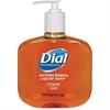 Dial Liquid Dial Gold Tabletop Pump - 16 fl oz (473.2 mL) - Pump Bottle Dispenser - Bacteria Remover, Kill Germs - Hand, Skin - Gold - Antimicrobial - 1 Each