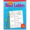 Scholastic Grade 1-2 Daily Word Ladders Workbook Education Printed Book - English - 176 Pages