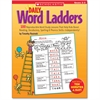 Scholastic Grades 2-3 Daily Word Ladders Education Printed Book - English - 112 Pages