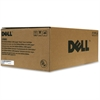 Dell Toner Cartridge - Black - Laser - Standard Yield - 3000 Page - 1 / Each