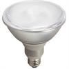Satco 23-watt CFL PAR38 Compact Floodlight - 23 W - 120 V AC - Spiral - PAR38 Size - White Light Color - E26 Base - 10000 Hour - 4400.3°F (2426.8°C) Color Temperature - 82 CRI - Not Dimmable,