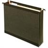 """Pendaflex Sure Hook Hanging Pocket - 3 1/2"""" Folder Capacity - Letter - 8 1/2"""" x 11"""" Sheet Size - 3 1/2"""" Expansion - 11 pt. Folder Thickness - Poly - Standard Green - 4 / Pack"""