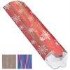 "Quality Park Decorative Flat Mailing Tube - 2"" Width x 24"" Length - Tab Lock - 3 / Pack - Assorted"