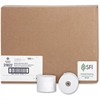 "Business Source Bond Paper - 2.25"" x 165 ft - 100 / Carton - White"