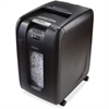 "Swingline Stack-and-Shred 300X Auto Feed Shredder Super Cross-cut - Continuous Shredder - Super Cross Cut - 8 Per Pass - for shredding Paper, Paper Clip, CD, Credit Card, Staples - 0.19"" x 1.50"" Shred"