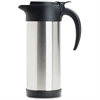 Genuine Joe Commercial Lux Vacuum Carafe - 1.6 quart (1.5 L) - Vacuum - Stainless Steel