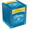 Kleenex Cool Touch Facial Tissue - 3 Ply - White - 50 Sheets Per Box - 50 / Box