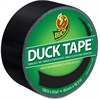 "Duck Colored Duct Tape - 1.88"" Width x 60 ft Length - 1 / Roll - Black"