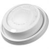 Dart 8 oz. Foam Cup Lids - Round - Plastic - 1000 / CartonWhite