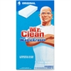Mr. Clean Magic Eraser Cleaning Pad - For Wall, Multipurpose, Floor - 4 / Pack - Blue, White