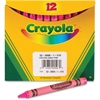 Crayola Bulk Crayons - Pink - 12 / Box