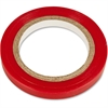 "COSCO Glossy Art Tape - 0.25"" Width x 27 ft Length - 1 Each - Red"