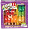 Smart Snacks Alpha Pops - Skill Learning: Visual, Color Identification, Letter Recognition, Expressive Language, Receptive Language, Quiz, Color Matching, Fine Motor, Imagination