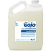 Gojo Coconut Scented Handwashing Lotion Soap - Coconut Scent - 1 gal (3.8 L) - Hand - White - 1 Each