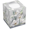 "Kleenex Boutique Facial Tissue - 2 Ply - 8.40"" x 8"" - White - Absorbent, Soft - For Face - 95 Sheets Per Box - 3420 / Carton"