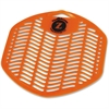 Impact Products Deodorizing Urinal Screen - Deodorizer, Flexible, VOC-free - Citrus Fragrance - Lasts up to 30 Day - 12 / Box - Orange