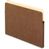 "Pendaflex Expanding File Pockets - Letter - 3 11/32"" x 11"" Sheet Size - 700 Sheet Capacity - 1 3/4"" Expansion - Fiber - Red Fiber - 1 Each"