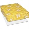 "Neenah Paper CAPITOL BOND Bond Paper - Letter - 8.50"" x 11"" - 24 lb Basis Weight - Recycled - 96 Brightness - 500 / Ream - White"
