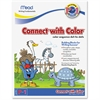 Connect with Color Grades P-1 Workbook Education Printed Book - 44 Pages