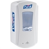 Purell LTX-12 White High-capacity Dispenser - Automatic - 40.6 fl oz (1200 mL) - White