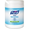Purell Sanitizing Wipes - White - Lint-free - 270 / Each