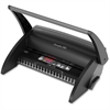 "Swingline CombBind C12 Machine - CombBind - 225 Sheet(s) Bind - 12 Punch - A4, Letter - 7.9"" x 17.9"" x 16.5"" - Black"