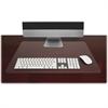 "Lorell Matte Desk Pad - 24"" Width x 19"" Depth - Polyvinyl Chloride (PVC) - Matte"