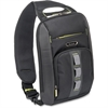 """Solo Storm 10.2"""" Universal Tablet Sling - Polyester, Nylon - Shoulder Strap - 13"""" Height x 10.8"""" Width x 3.5"""" Depth"""