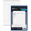 "TOPS FocusNotes Steno Book, 6"" x 9"", White, 80 SH - 80 Sheets - Printed - Wire Bound - 20 lb Basis Weight - 6"" x 9"" - White Paper - 1Each"
