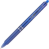 FriXion Gel Pen - 0.7 mm Point Size - Blue Gel-based Ink - 1 / Each