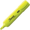Sharpie Smear Guard Blade Highlighter - Chisel Point Style - Yellow Gel-based Ink