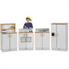 Jonti-Craft - Toy Kitchen Set - Edgeband