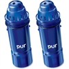Kaz PUR Pitcher Replacement Water Filter - 2 Pack - Blue
